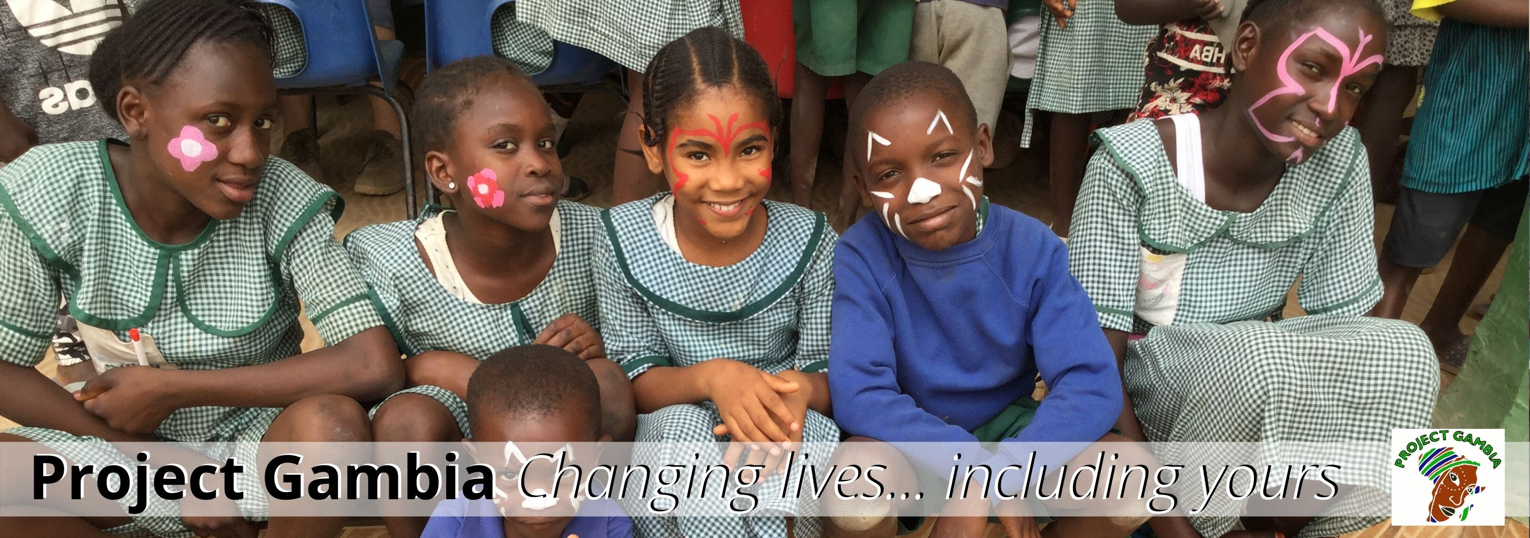 Project Gambia Website