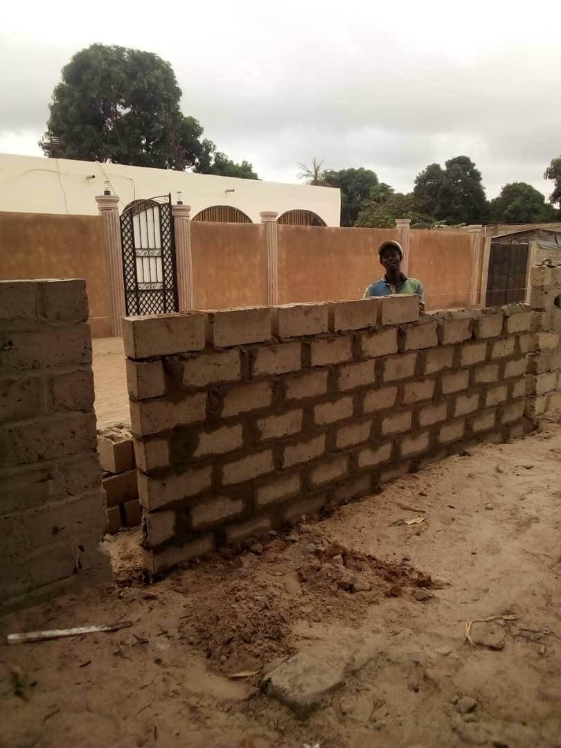 Omega Nursery Build